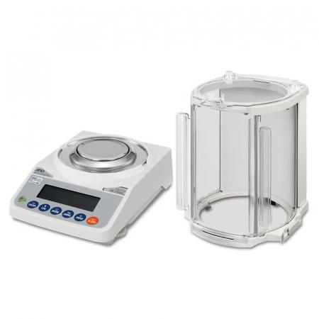 Компактные аналитические весы AND HR-250AZG