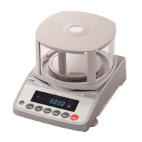 Весы лабораторные AND DL-3000WP